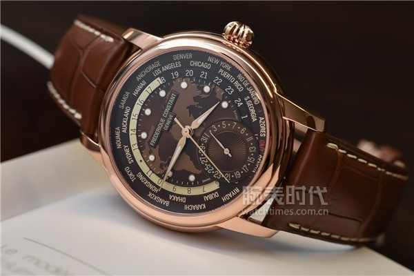 Frederique-Constant-Classic-Manufacture-Worldtimer-Brown-Dial-5