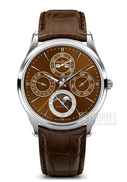 Jaeger-LeCoultre-Master-Ultra-Thin-Perpetual-Enamel-Chestnut-only-watch-2019