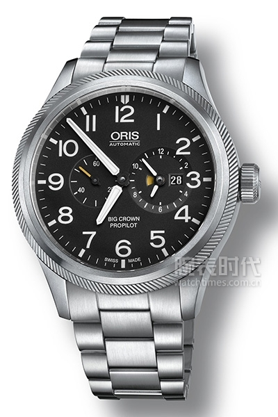 01 690 7735 4164-07 8 22 19-1 - Oris Big Crown ProPilot Worldtimer_HighRes_7144