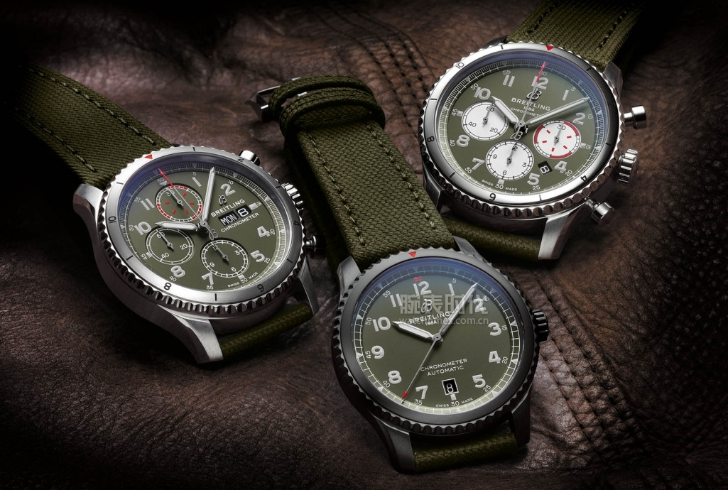 Breitling-Aviator-8-Curtiss-Warhawk-Editions