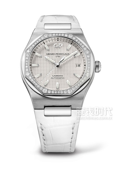 Girard-Perregaux 芝柏表Laureato 38mm_81005D11A131-BB6A