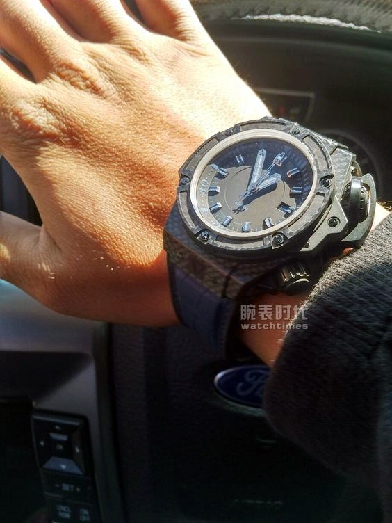 Hublot Supreme King 4000