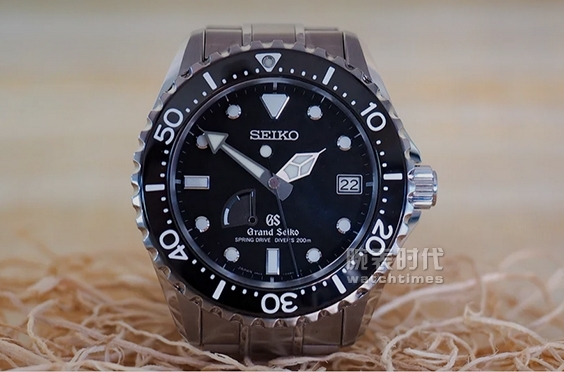 orologio Commuter diving: Seiko GS SBGA029