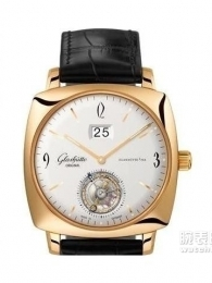格拉苏蒂Sixties Square Tourbillon 手表系列94-12-01-01-04手表