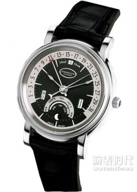 帕玛强尼 TORIC RETROGRADE PERPETUAL CALENDAR款