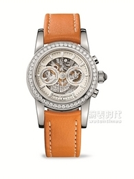 芝柏Samll Chronograph MoM计时女装腕表80440D11A1316SIK2A