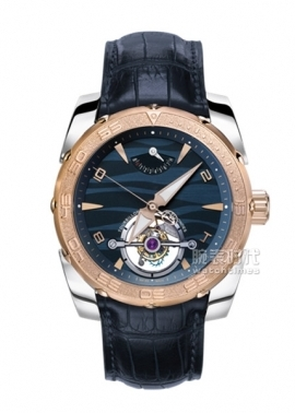 帕玛强尼 PERSHING TOURBILLON款