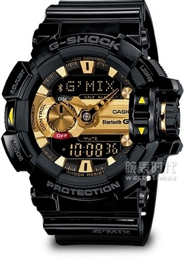 卡西欧 G-shock  G'MIX GBA-400款