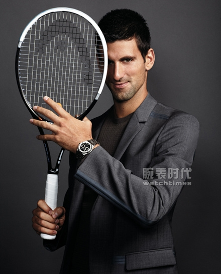 • Novak Djokovic